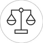 sistema jurídico diários ícone