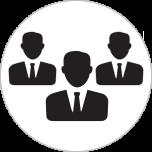 sistema jurídico escritório ícone