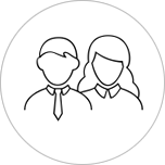 sistema jurídico acessibilidade ícone